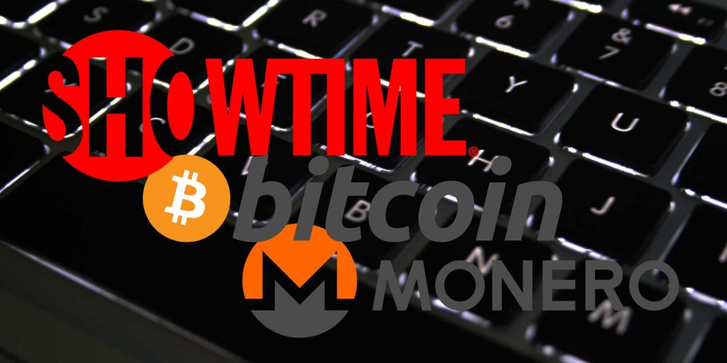Showtime Caught Secretly Mining Cryptocurrency