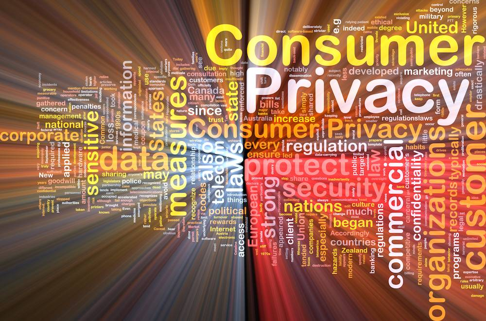 protect consumers' personal information